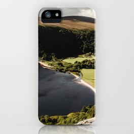 Lough Tay iPhone Case