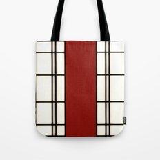Shoji - red Tote Bag