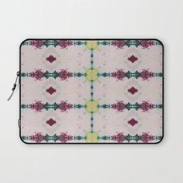 Multi Colored Abstract Shibori Laptop Sleeve