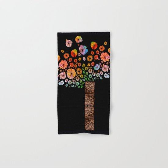 Tree Hand & Bath Towel