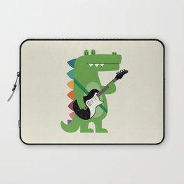Croco Rock Laptop Sleeve