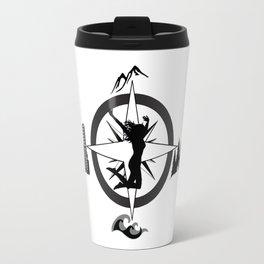Adventure Bod - Logo Travel Mug