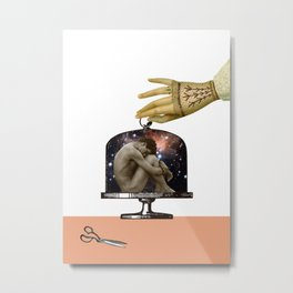 AISLAMIENTO Metal Print
