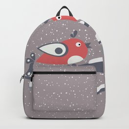 Twit In Winter Backpack