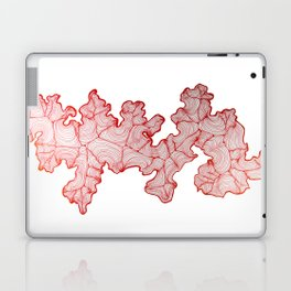 Red Road 1 Laptop & iPad Skin