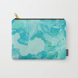 Sea Vapours Carry-All Pouch