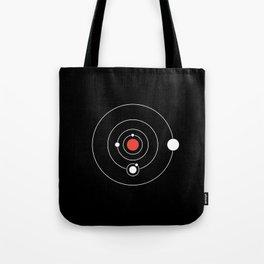 SOLAR SYSTEM Tote Bag