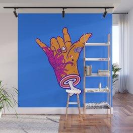 Rock & Roll girl! Wall Mural