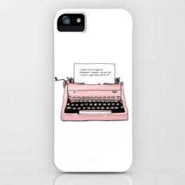 Harry Styles - Woman iPhone Case
