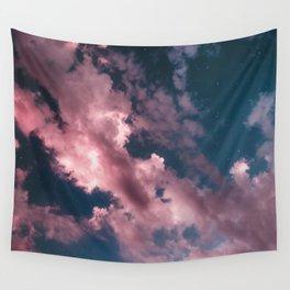 otro cielo rosado. Wall Tapestry