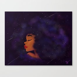 Universe Made Canvas Print