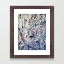 The Meeting Framed Art Print