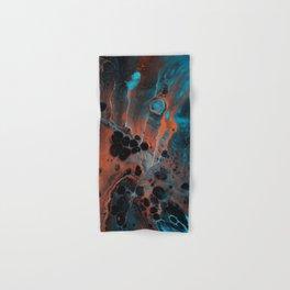 Copper Ocean Hand & Bath Towel
