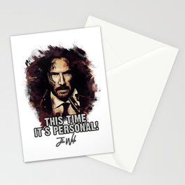 It`s Personal - Wick Stationery Cards