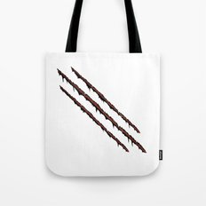 Sliced by You know who... Tote Bag