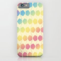 Fall Color Pattern Slim Case iPhone 6s