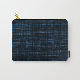 platno (black and blue) Carry-All Pouch