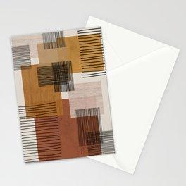 Modern Pattern Stationery Cards