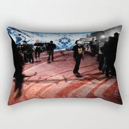 SkatePark #1 .co Rectangular Pillow