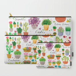 Here are some Pot Plants! Carry-All Pouch
