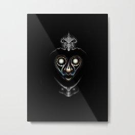 Nightmares of a Masquerade  Metal Print