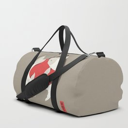 Koi fish 001 Duffle Bag