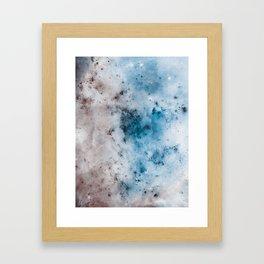 ν Kuma  Framed Art Print