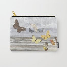 Butterfly escape Carry-All Pouch