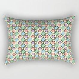 SHAPE UP, PASTELS Rectangular Pillow