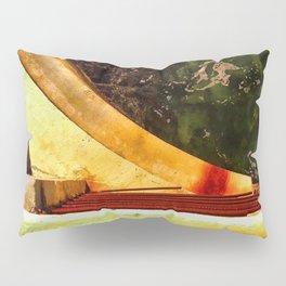 Wave Wall II Pillow Sham