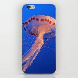 Parachute Of The Medusa iPhone Skin