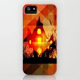 Hallow's light iPhone Case