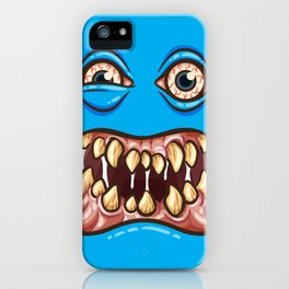 Monstrous Realisation iPhone Case