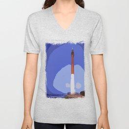 Lighthouse I Unisex V-Neck