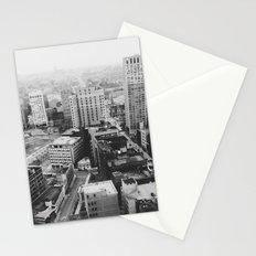 33rd Floor - Detroit, MI Stationery Cards