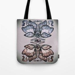 Night Visions Tote Bag