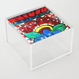 *SUNFLOWER TALAVERA* Acrylic Box
