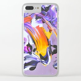 .untitled. Clear iPhone Case