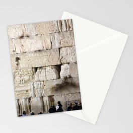 Jerusalem - The Western Wall - Kotel #4 Stationery Cards