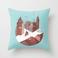 Voyager Throw Pillow