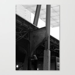 Old Iron at Union Station Canvas Print