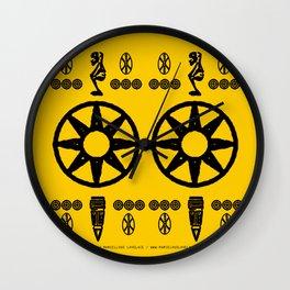 2014 kamau chieng design Wall Clock