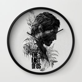 The Last of us - Joel Wall Clock