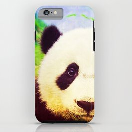 Panda - for iphone iPhone Case