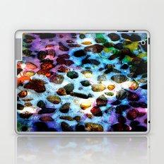 Pebbles In Snow Laptop & iPad Skin