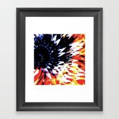 CoralColour Framed Art Print