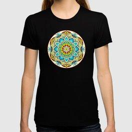 Happy colors mandala T-shirt