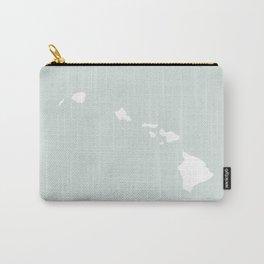 HAWAII AQUAMARINE Carry-All Pouch