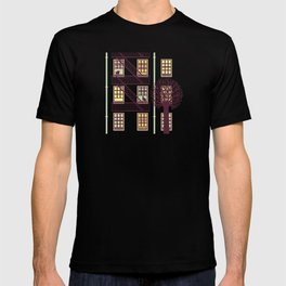 the fly (night) T-shirt