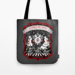 Night Circus Tote Bag